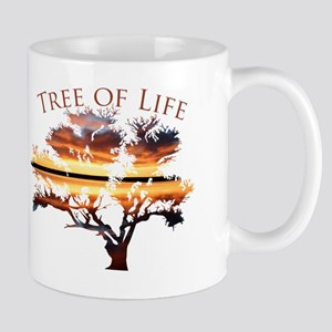 Tree of Life- Sunrise Tree Mugs